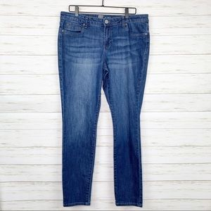Kut From the Cloth | VIV Toothpick Skinny Jeans